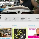 New Website: National Music Centre