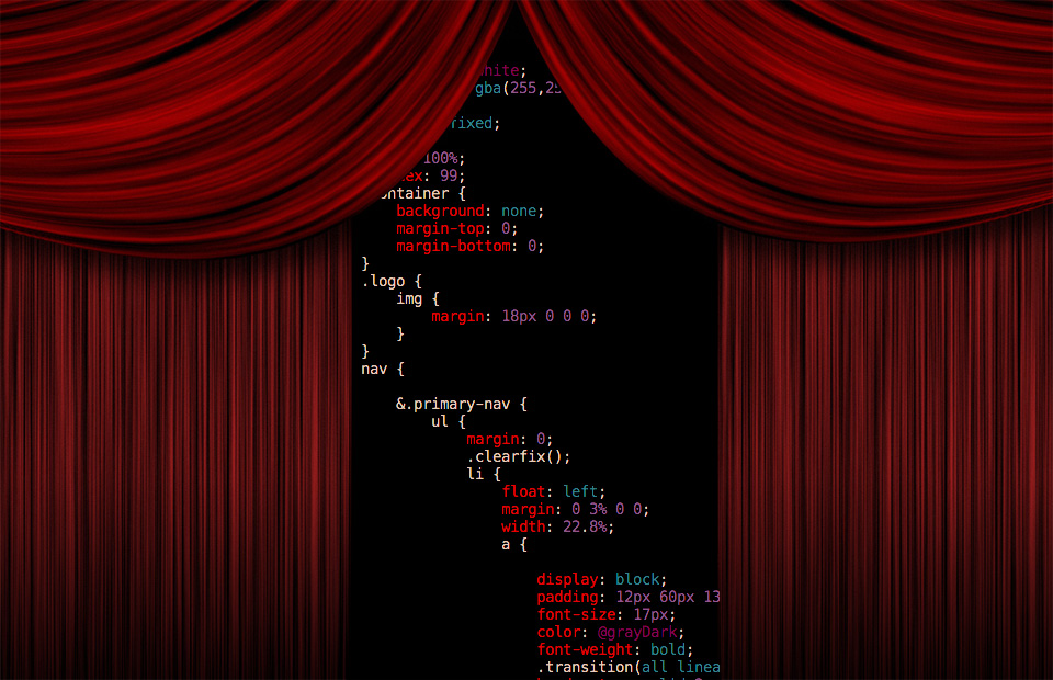 Curtains & Code