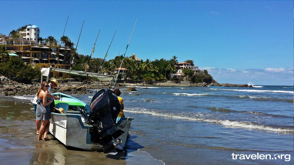 Sayulita Boat Trip