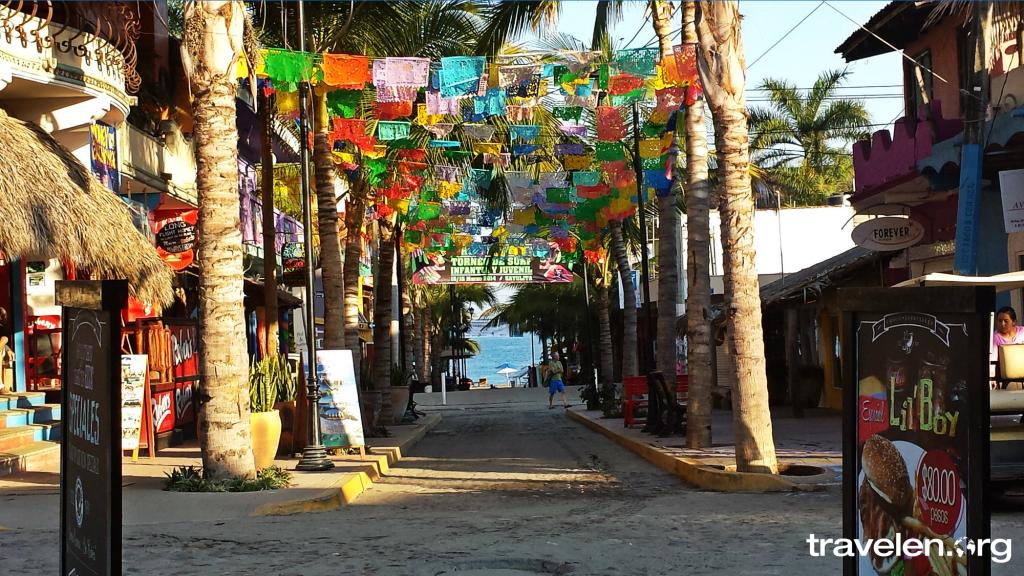 Sayulita Street