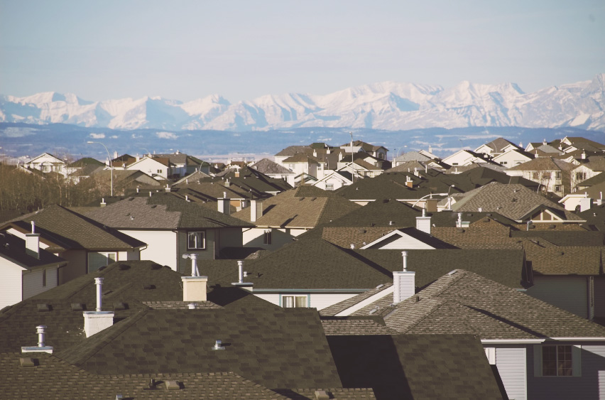 Calgary Suburbs